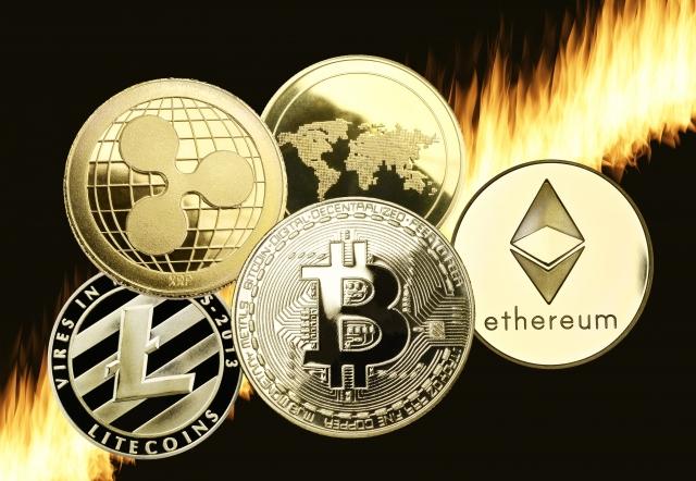 暗号通貨マイニング