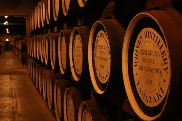 ウイスキー蒸留所