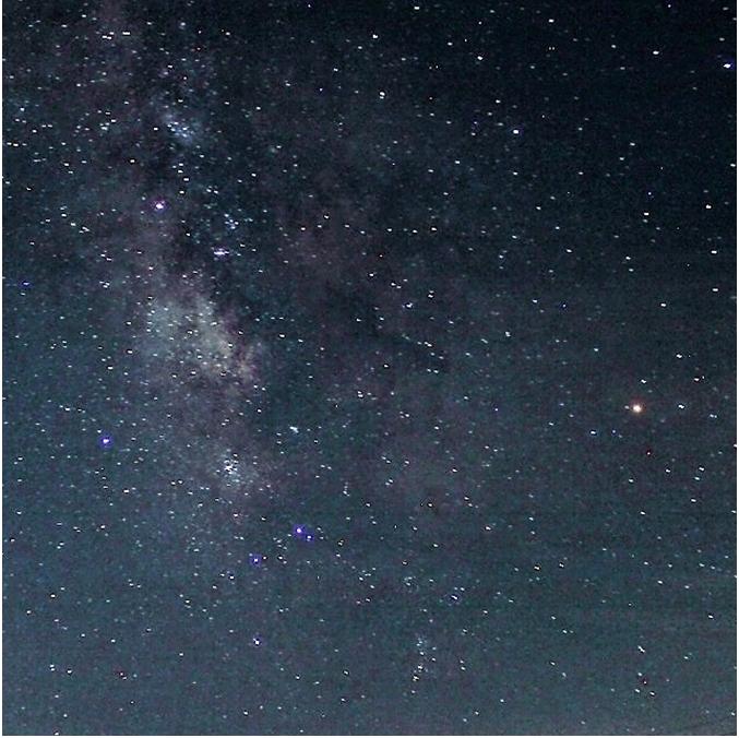 ペルセウス座流星群をファミリーで見よう!富士山で満点の星空を!